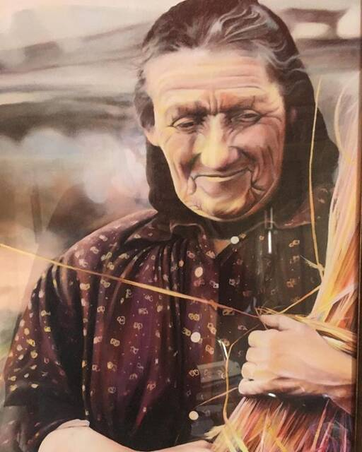 """Picture of """"Cailleach"""""""