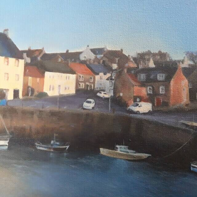 "Picture of ""Crail Harbour"""
