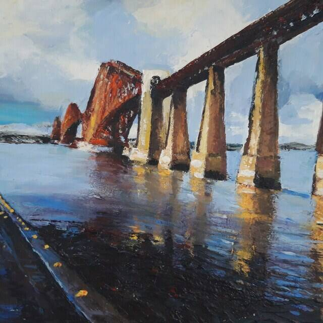 "Picture of ""View from South Queensferry"""