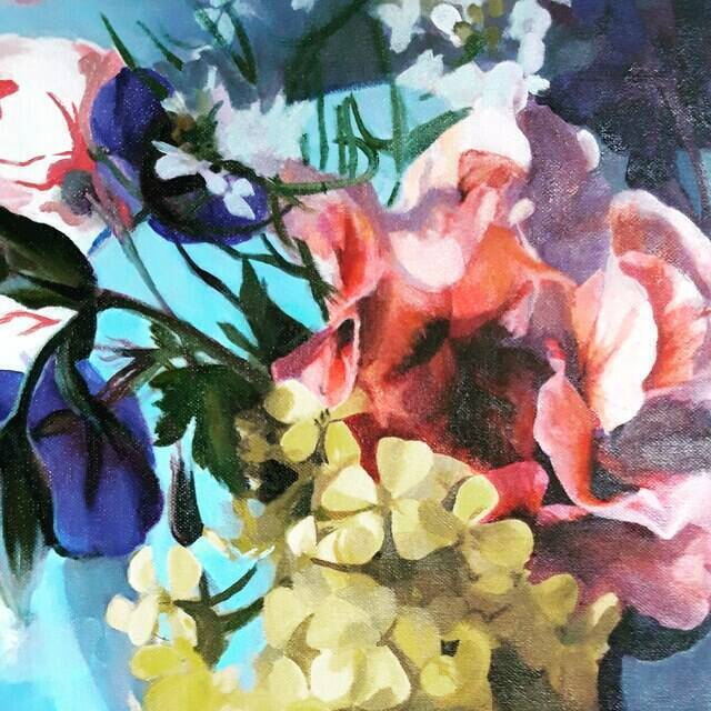 """Picture of """"Summer Posy"""""""